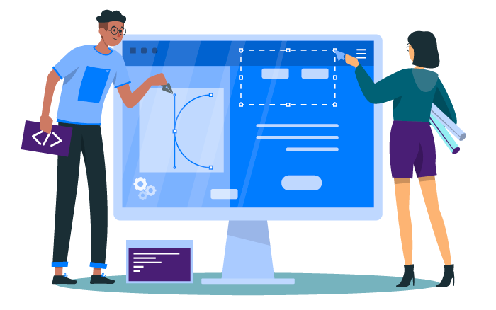 website designers engineers